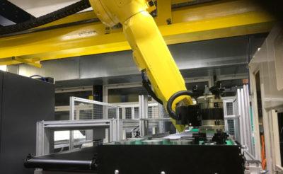Drehautomaten Automation Bild 2