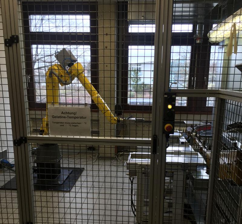 FANUC Roboter im EX Bereich