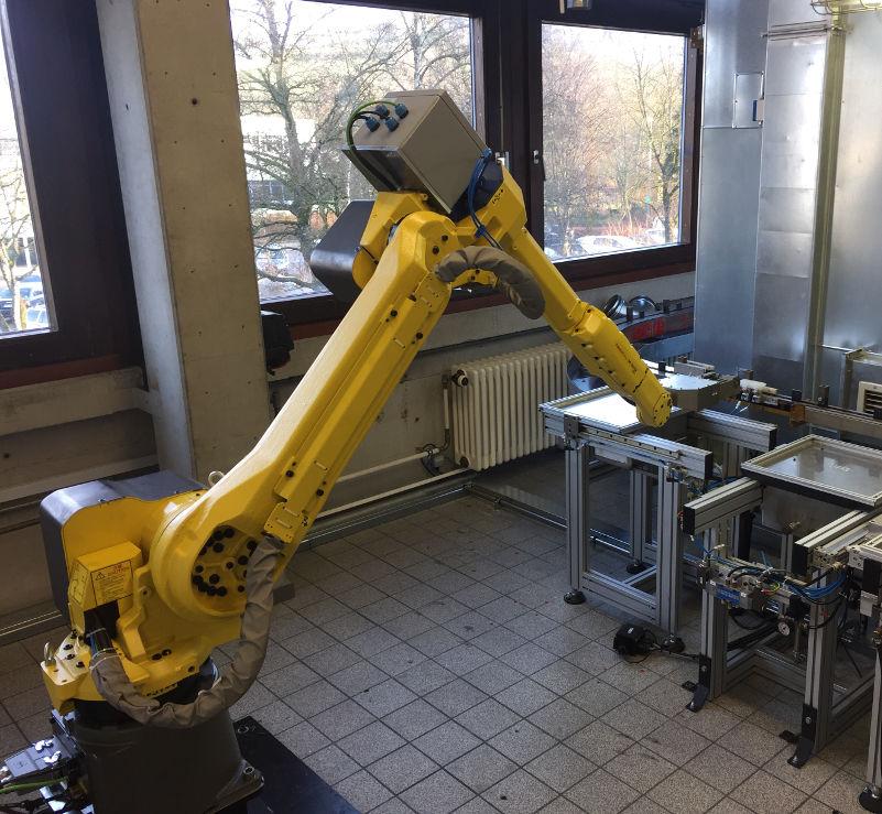 Roboter EX-Bereich Bild 3